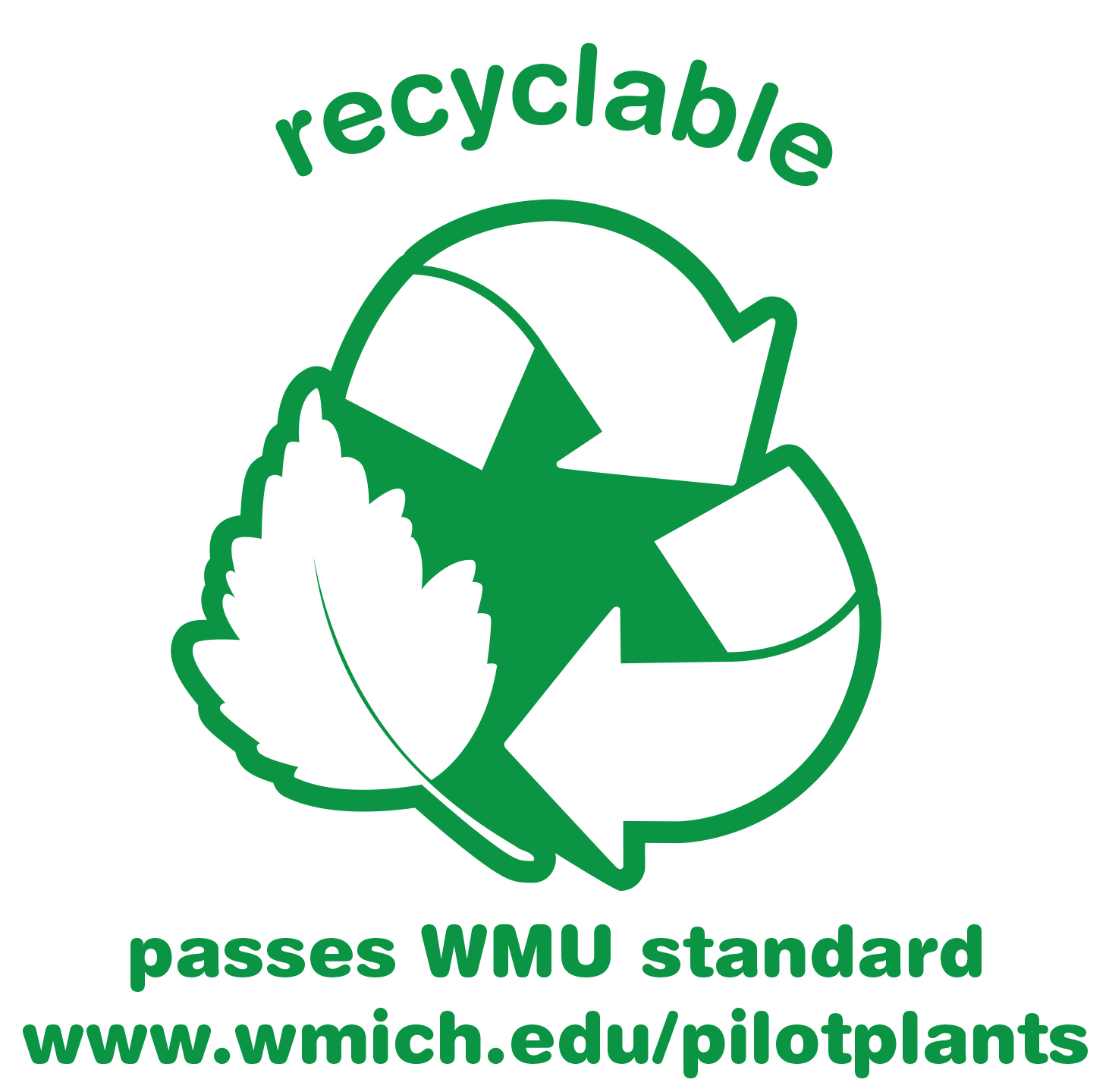 WMU Recyclable